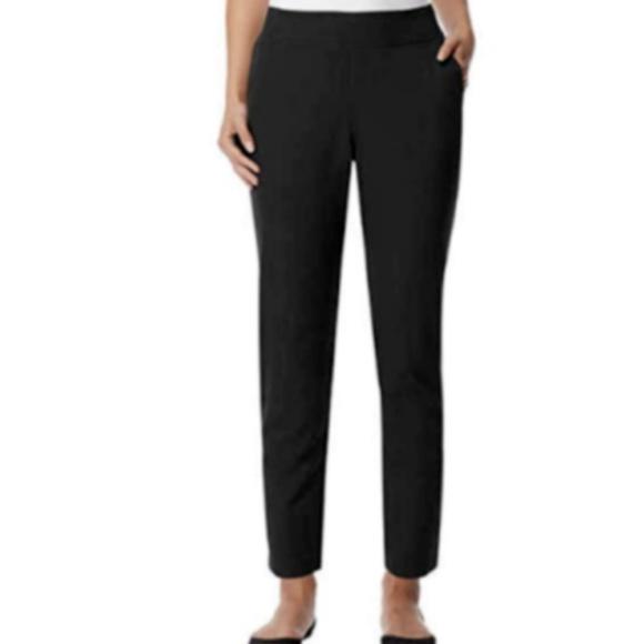 32 DEGREES Pants - 32 Degrees Women's Soft Comfort Pants, , BlacK